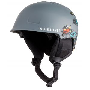 KASK QUIKSILVER EMPIRE 2017 SZARY