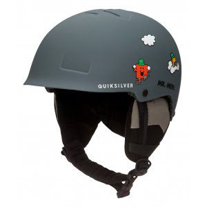 KASK QUIKSILVER EMPIRE MR MEN  2018 SZARY