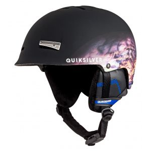 KASK QUIKSILVER SKYLAB 2.0 OIL AND SPACE 2017 CZARNY