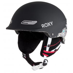KASK ROXY POWER POWDER HA HUI TRUE BLACK 2017 CZARNY