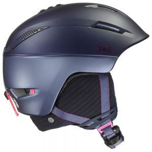 KASK SALOMON ICON2 C. AIR 2017 GRANATOWY