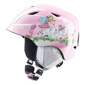 KASK UVEX AIRWING 2 FAIRY 2017 RÓŻOWY