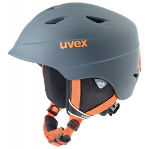 KASK UVEX  AIRWING 2  PRO  2019 SZARY