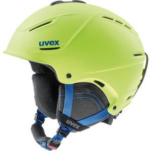 KASK UVEX  P1US 2.0  2018 LIMONKOWY