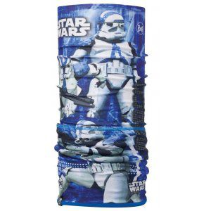 CHUSTA BUFF  POLAR JUNIOR STAR WARS CLONE 2017 NIEBIESKI