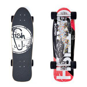 LONGBOARD FISH SKATEBOARDS CRUISER 28