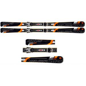 NARTY BLIZZARD POWER 800 SUSPENSION IQ 2015 +WIĄZANIA POWER 12 TCX