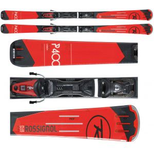 NARTY ROSSIGNOL PURSUIT 400 CA 2017 + NX 11 FLUID7