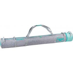 POKROWIEC NA NARTY ROSSIGNOL ELECTRA EXTENDABLE SKI BAG 160-180 CM 2019 SZARY