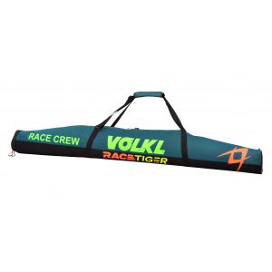 POKROWIEC NA NARTY VOLKL RACE SINGLE SKI BAG 165+15+15 2017 ZIELONY