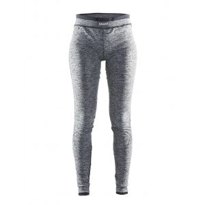 SPODNIE CRAFT ACTIVE COMFORT PANTS W 2017 SZARY