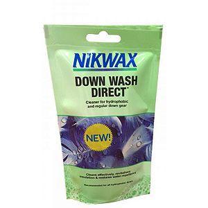 ŚRODEK CZYSZCZĄCY I IMPREGNUJĄCY NIKWAX DOWN WASH DIRECT 100 ML