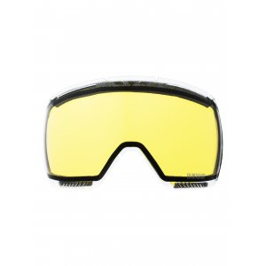 SZYBA QUIKSILVER HUBBLE BASIC LENS YHJ0 YELLOW