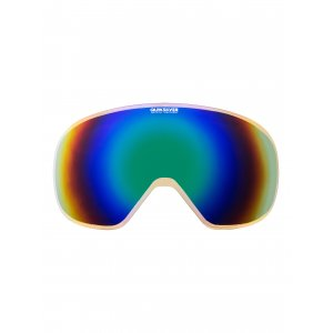 SZYBA QUIKSILVER QS-R SPHERIC ML LENS XCBG ML BLUE GREEN