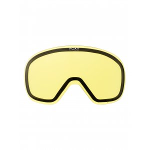 SZYBA ROXY POPSCREEN SPHERIC LENS YHJ0 YELLOW