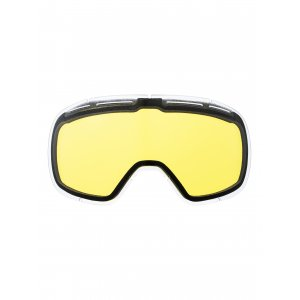 SZYBA ROXY ROCKFERRY BASIC LENS YHJ0 YELLOW