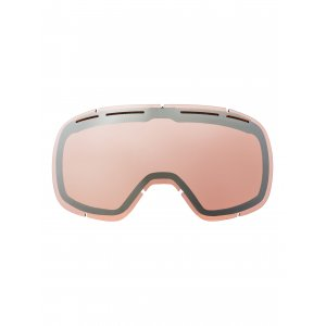 SZYBA ROXY ROCKFERRY MIRROR LENS XNNS ORANGE SILVER MIRROR