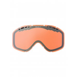 SZYBA ROXY SUNSET MIRROR LENS XNNS ORANGE SILVER MIRROR