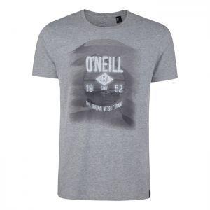 T-SHIRT ONEILL  REVEL  2015 SZARY