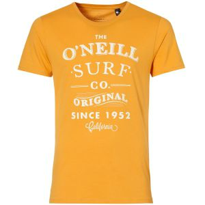 T-SHIRT ONEILL  THE ARC S/SLV TEE  2015 ŻÓŁTY