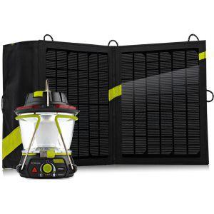 ZESTAW SOLARNY GOAL ZERO NOMAD 13 +LIGHTHOUSE 250 CZARNY