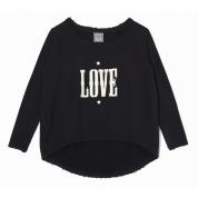Bluza Femi Love czarna