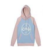Bluza Femi Pleasure Candy różowy niebieski