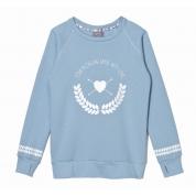 Bluza Femi Pleasure Taber niebieska