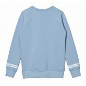 Bluza Femi Pleasure Taber niebieska tył