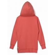 Bluza Femi Pleasure Wanted czerwona tył