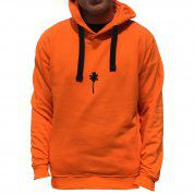 BLUZA JUNGMOB PALMS ORANGE 1