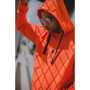 BLUZA JUNGMOB PALMS ORANGE 3