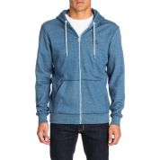 BLUZA QUIKSILVER EVERYDAY HEATHER ZIP DARK DENIM 2