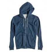 BLUZA QUIKSILVER EVERYDAY HEATHER ZIP DARK DENIM 5