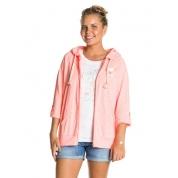 Bluza Roxy Light Sluby różowa rozpięta