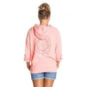 Bluza Roxy Light Sluby różowa z tyłu