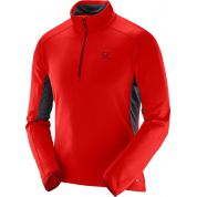 BLUZA SALOMON DISCOVERY ACTIVE HZ M