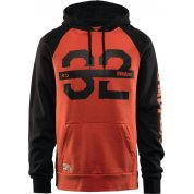 BLUZA THIRTYTWO MARQUEE ORANGE 1