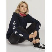 BLUZA VOLCOM DEADLY STONES B3111908-SEA NAVY 4