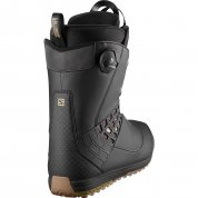 BUTY SNOWBOARDOWE SALOMON DIALOGUE FOCUS BOA 405102 BLACK 2