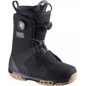 BUTY SNOWBOARDOWE SALOMON DIALOGUE FOCUS BOA BLACK|GUM RUBBER|BLACK