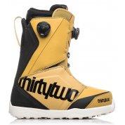 BUTY SNOWBOARDOWE THIRTYTWO LASHED DOUBLE BOA GOLD|BLACK 4