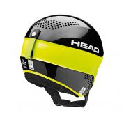 KASK HEAD STIVOT RACE BLACK