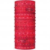 CHUSTA BUFF COOLNET UV+ SADRI RED