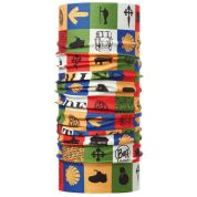 CHUSTA BUFF HIGH UV PROTECTION CAMINO DE SANTIAGO SANTIAGO