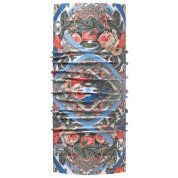 CHUSTA BUFF HIGH UV PROTECTION STRIP ROSES MULTI