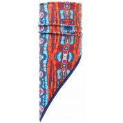 CHUSTA BUFF POLAR BANDANA NEON SIDES|BLUE DEPTHS