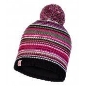 CZAPKA BUFF JUNIOR KNITTED AND FLEECE HAT AMITY MULTI