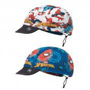 CZAPKA DWUSTRONNA BUFF CHILD CAP SPIDERMAN THWIP MULTI BLUE