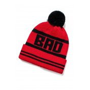 CZAPKA JUNGMOB BAD GIRL RED 1